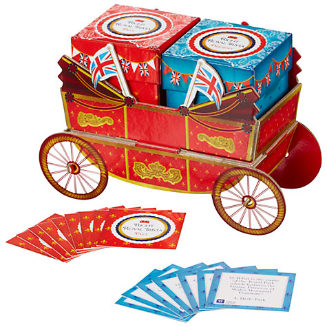 Buy Talking Tables Street Party Trivia Carriage Online at johnlewis.com