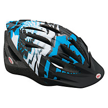Buy Bell Shasta Youth Cycling Helmet, Blue/Black Online at johnlewis.com
