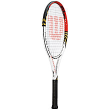 Buy Wilson Federer Six.One 26 Tennis Racket Online at johnlewis.com