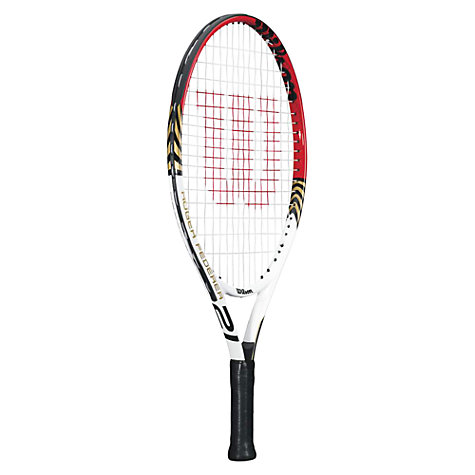 "Buy Wilson Roger Federer Junior Tennis Racket, 21"" Online at johnlewis.com"