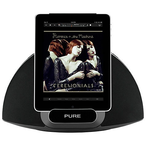 Buy Pure Contour 200i Wireless iPod Dock with Apple AirPlay Online at johnlewis.com