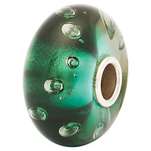 Buy Trollbeads Lake Eye Bead, Green Online at johnlewis.com