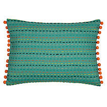 Buy Harlequin Tembok Cushion, Multi Online at johnlewis.com
