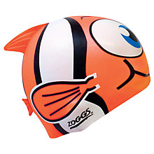 Buy Zoggs Character Swimming Cap, Assorted Online at johnlewis.com