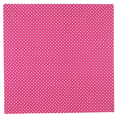 Buy NG Baby Splash Mat, Raspberry Online at johnlewis.com