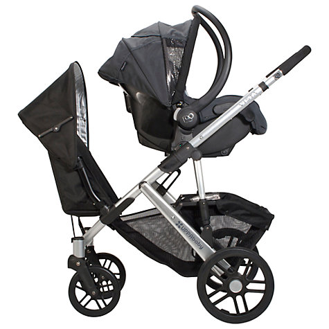 Buy Uppababy RumbleSeat, Black Online at johnlewis.com