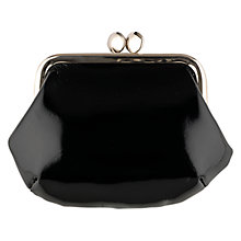 Buy Tula Betty Clip Frame Small Patent Purse Online at johnlewis.com