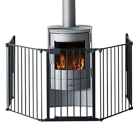 Buy BabyDan Hearth Gate Fireguard Online at johnlewis.com