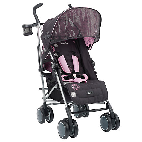 Buy Silver Cross Pop Stroller, Filigree Online at johnlewis.com