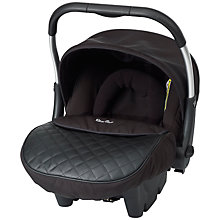 Buy Silver Cross Ventura Plus Infant Carrier, Elegance Black Online at johnlewis.com