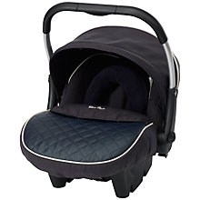 Buy Silver Cross Ventura Plus Infant Carrier, Elegance Navy Online at johnlewis.com