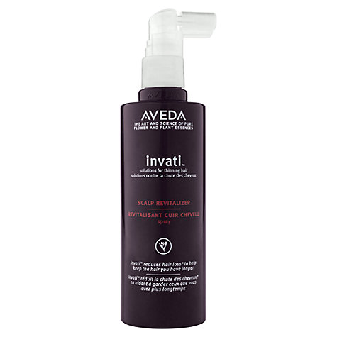 Buy AVEDA Invati™ Scalp Revitalizer, 150ml Online at johnlewis.com