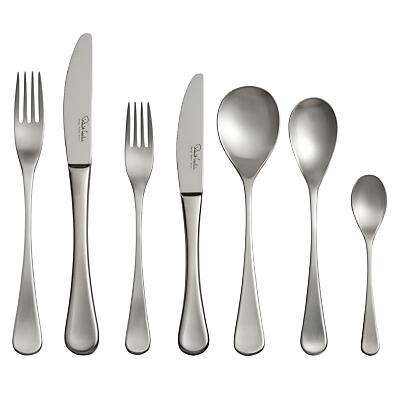 Robert Welch RW2 Satin Cutlery Set, 42 Piece