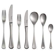 Buy Robert Welch RW2 Satin Cutlery Set, 42 Piece Online at johnlewis.com