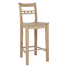 Buy Neptune Suffolk Bar Chair, Oak Online at johnlewis.com