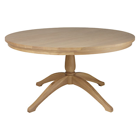 buy neptune henley 8 seater round dining table online at