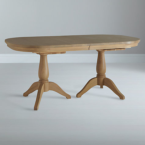 Buy Neptune Henley 6-12 Seater Oval Extending Dining Table Online at johnlewis.com