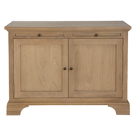 Buy Neptune Henley 4ft 2 Door Sideboard, Oak Online at johnlewis.com
