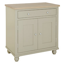 Buy Neptune Suffolk 3ft Sideboard, Honed Slate Online at johnlewis.com