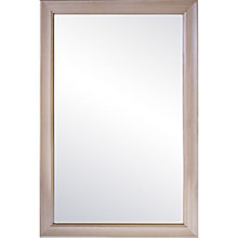 Buy Neptune Henley Oak Mirror, H124 x W82cm Online at johnlewis.com