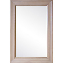 Buy Neptune Henley Oak Mirror, H82 x W56cm Online at johnlewis.com