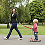 Buy Micro Scooter Scoot 'n' Pull, Pink Online at johnlewis.com