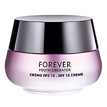 Buy Yves Saint Laurent Forever Youth Liberator Cream with SPF 15, 50ml Online at johnlewis.com