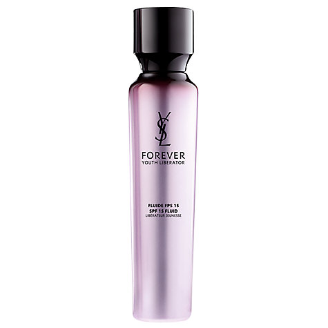 Buy Yves Saint Laurent Forever Youth Liberator Fluid with SPF15, 50ml Online at johnlewis.com