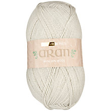 Buy Sirdar Hayfield Bonus Aran Yarn, 400g Online at johnlewis.com