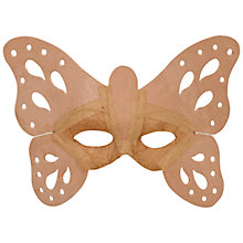 Buy Decopatch AC292 Butterfly Mask Model Online at johnlewis.com