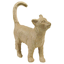 Buy Decopatch AP583 Walking Cat Model, Extra Small Online at johnlewis.com