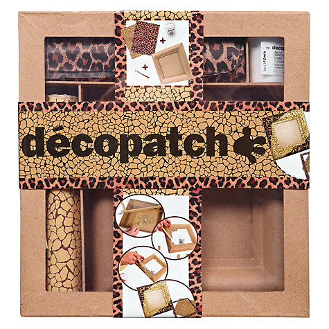 Buy Decopatch KSTC05 Square Frame Starter Kit Online at johnlewis.com