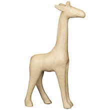 Buy Decopatch LA102 Giraffe Model, Large Online at johnlewis.com