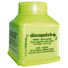 Buy Decopatch Glue, 70g Online at johnlewis.com
