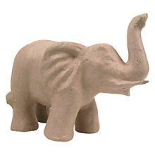 Buy Decopatch AP108 Elephant Model, Small Online at johnlewis.com