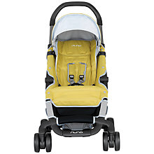 Buy Nuna Pepp Pushchair, Yellow Online at johnlewis.com