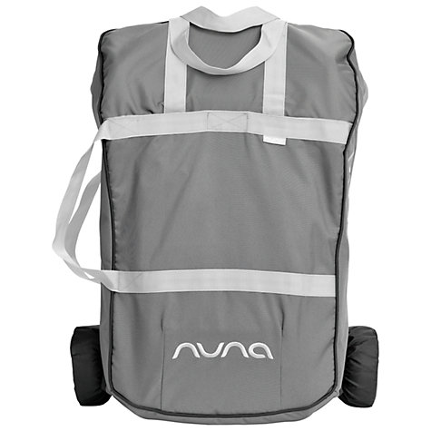 Buy Nuna Pepp Transport Bag, Charcoal Online at johnlewis.com