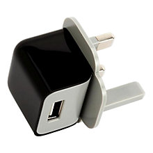 Buy Griffin PowerBlock Universal Micro Charger Online at johnlewis.com