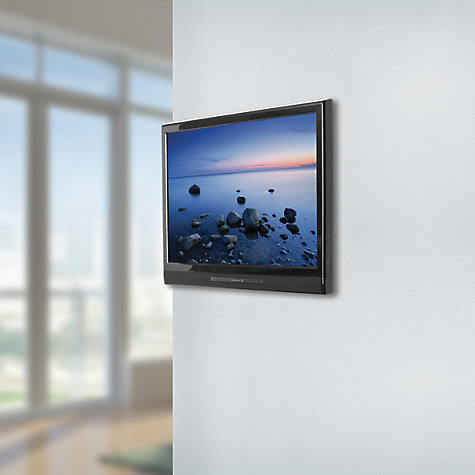 "Buy AVF JML2400 Flat TV Wall Bracket for TVs up to 39"" Online at johnlewis.com"