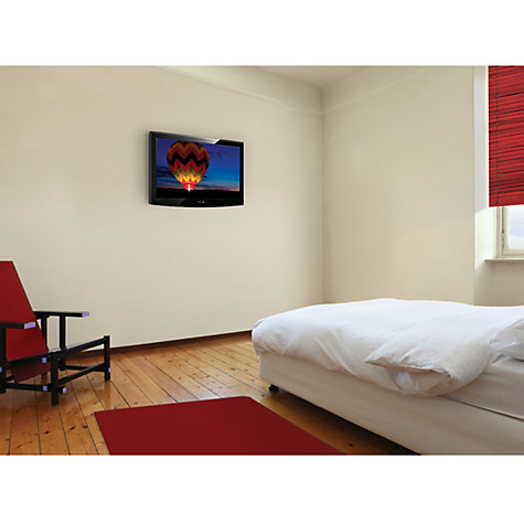 "Buy AVF JZL100 Fixed Wall Bracket for TVs up to 25"" Online at johnlewis.com"