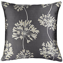 Buy John Lewis Whisper Allium Cushion Cover, Grey Online at johnlewis.com