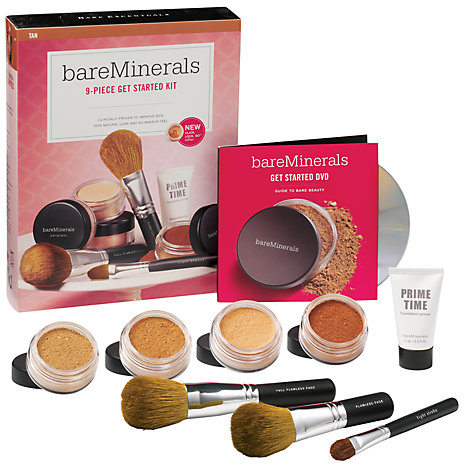 Buy bareMinerals Get Started Kit - Tan Online at johnlewis.com
