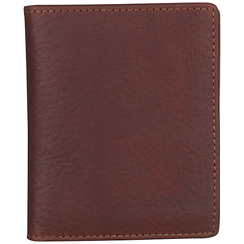 Buy Smith & Canova Card Holder, Brown Online at johnlewis.com