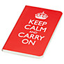 Buy Keep Calm And Carry On Notebooks, Mini, Set of 4 Online at johnlewis.com