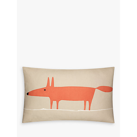 Buy Scion Mr Fox Cushion Online at johnlewis.com