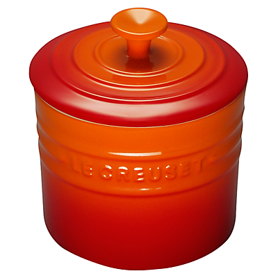 Le Creuset Stoneware Storage Jars, 0.8L