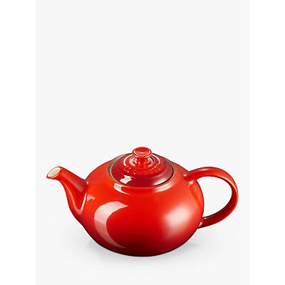 Le Creuset Stoneware Classic Teapot, 1.3L