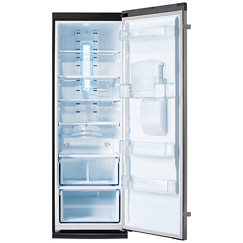 Buy Samsung RR82PDRS Tall Larder Fridge, A+ Energy Rating, 60cm Wide, Stainless Online at johnlewis.com