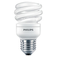Buy Philips Energy Saver ES Bulb, 12W Online at johnlewis.com
