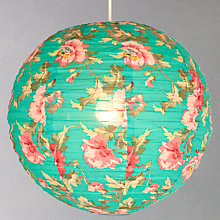Buy Sass & Belle Easy-to-fit Floral Ceiling Light Online at johnlewis.com